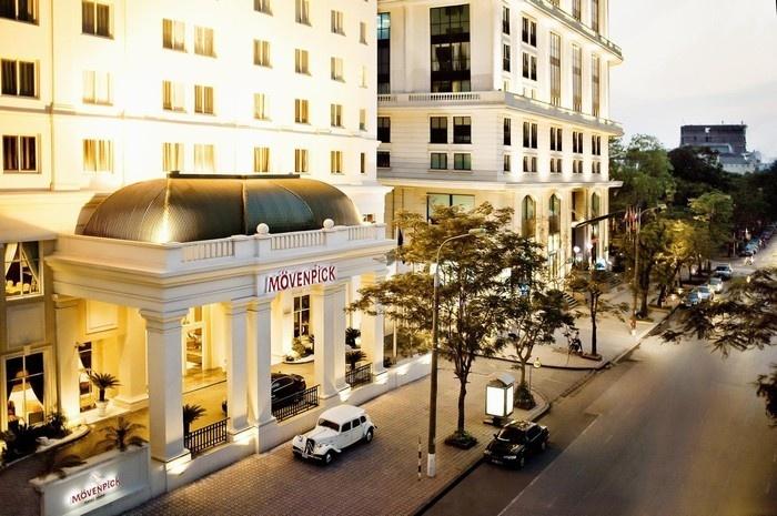 Thiết kế khách sạn 5 sao tại hưng yên