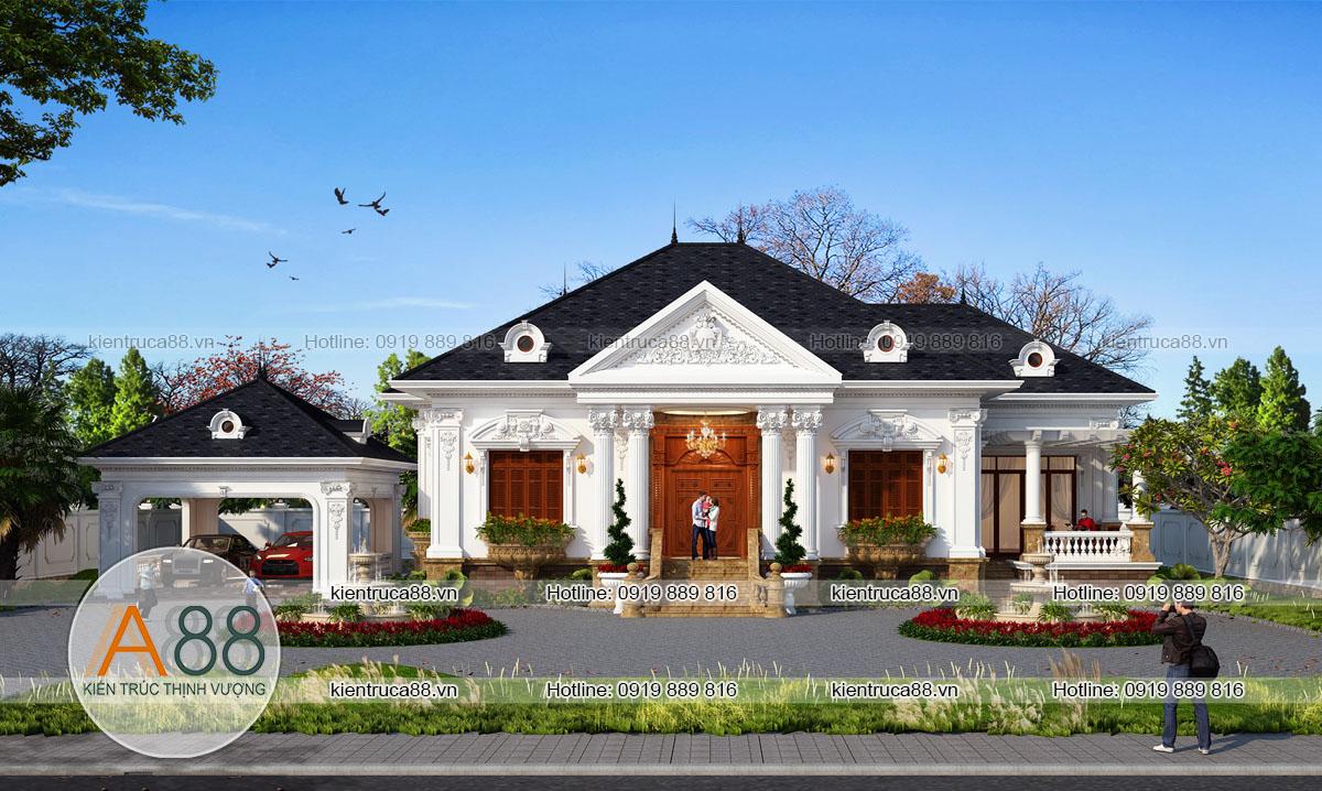 Biệt thự nhà vườn tại Nam Định