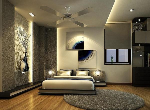 20 mẫu thiết kế nội thất phòng ngủ hiện đại sang trọng: