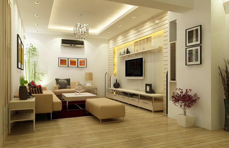 Thiết kế nội thất dành cho nhà nhỏ
