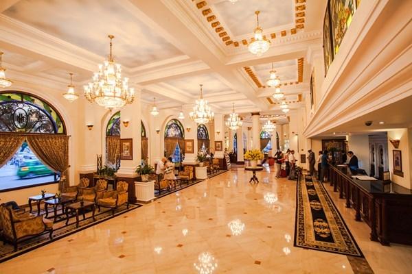 thiết kế nội thất khách sạn 4 sao đẹp