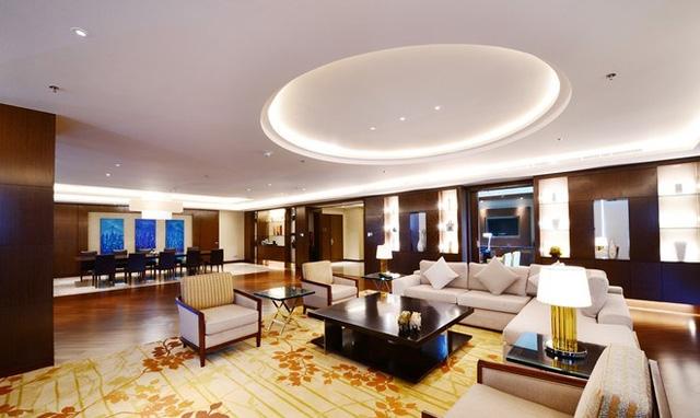 mẫu thiết kế nội thất khách sạn 3 sao