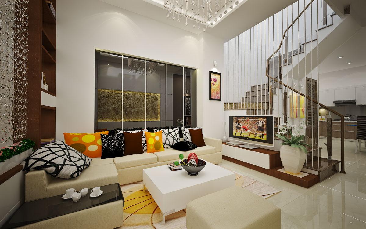 Thiết kế nội thất nhà 3 tầng đẹp