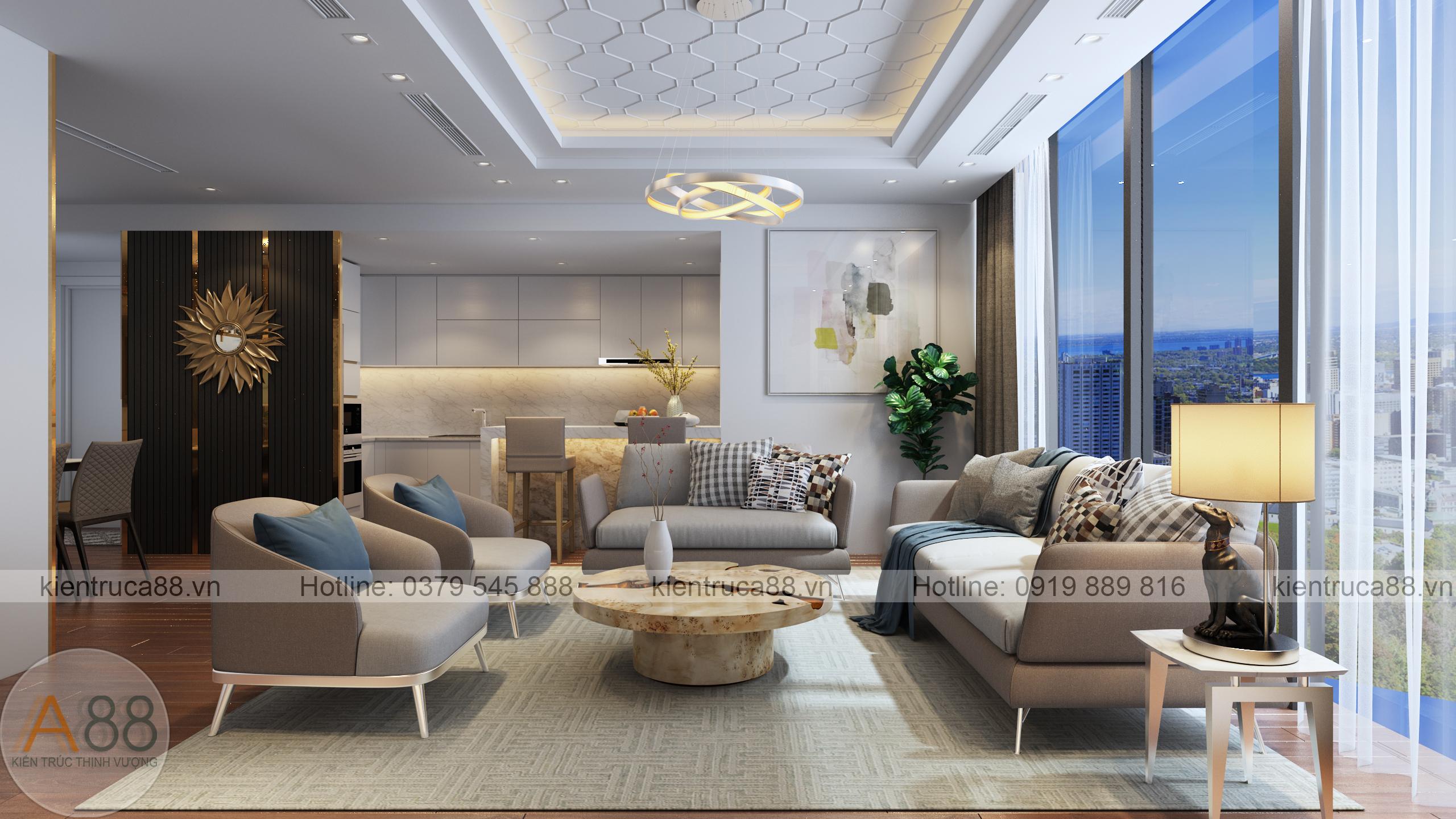 những loại ánh sáng trong thiết kế nội thất