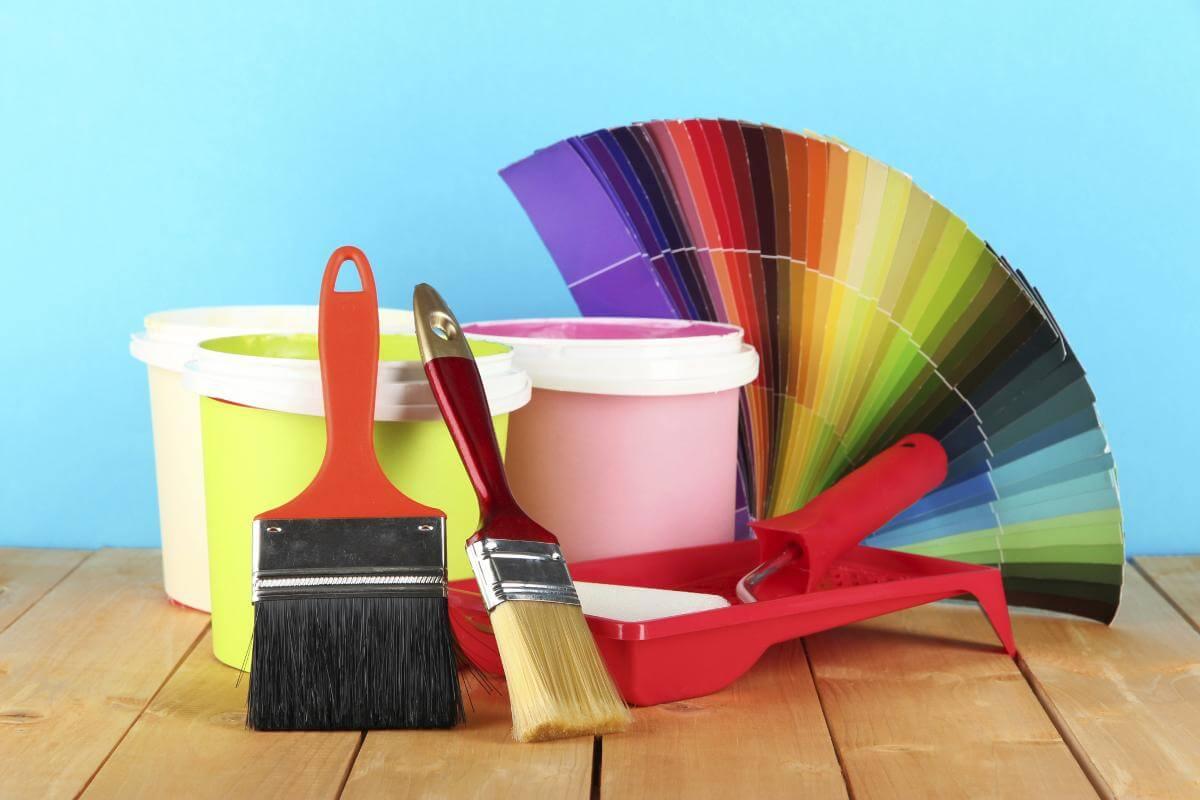 bí quyết chọn màu sơn nhà đẹp