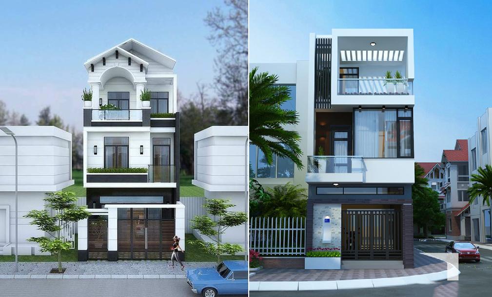 Lựa chọn thiết kế nội thất nhà 3 tầng đẹp theo phong cách như thế nào?
